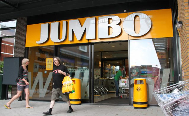 Jumbo verslaat Holland Heineken House met publiciteit