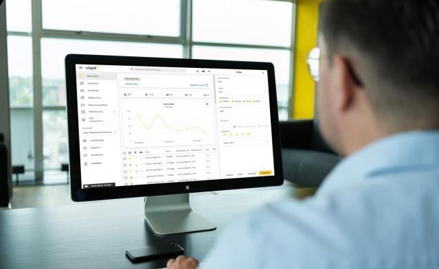 Het Clipit Dashboard: Nóg meer analysemogelijkheden